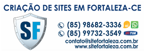 hospedar sites fortaleza